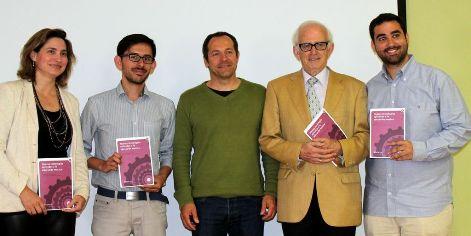 Presentación del libro Nuevas Tecnologías aplicadas a la educación musical
