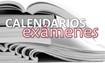 Modificaciones en el calendario de examenes de Septiembre 2017
