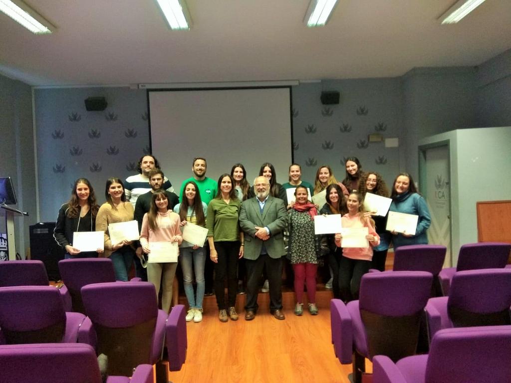 """Entrega premios II Congreso """"MAFEPRID-CN"""""""