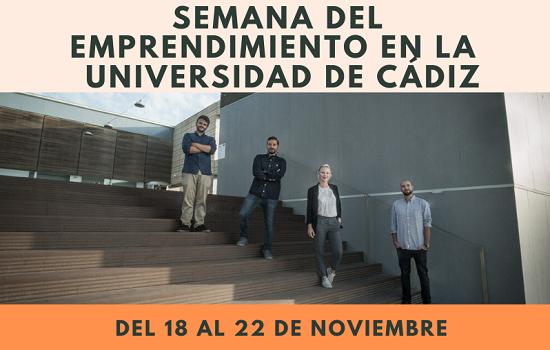 "IMG La UCA celebra la semana ""Cádiz emprende"""