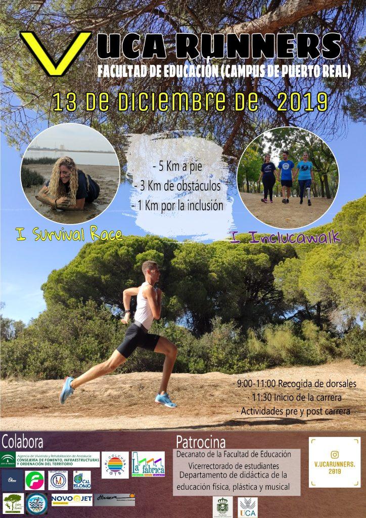 IMG V Edición UCA Runner