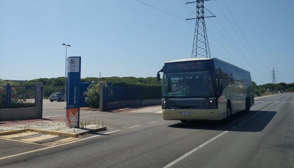 Horarios autobuses Campus Pto. Real