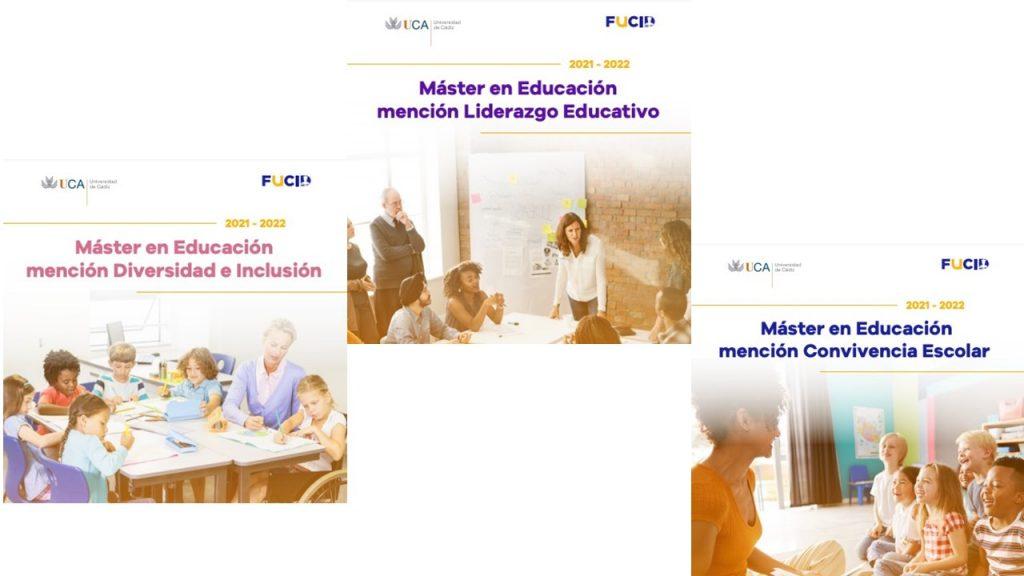 La Facultad de Ciencias de la Educación colabora en un Título Propio junto con FUCID (Chile) y FUECA (UCA)